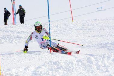 Primer slalom fecha FIS 2019 en el Cerro Perito Moreno
