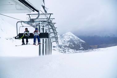 Autorizada la instalación de un nuevo telesilla en la estación de esquí de Cerler