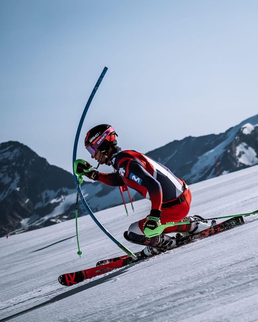esqui en saas fee rfedi