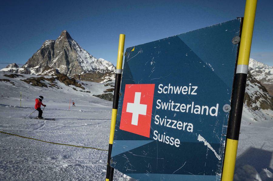 suiza esqui, skigebiet, ski,