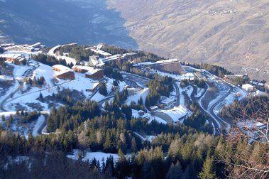 Les Arcs, Enero 2007