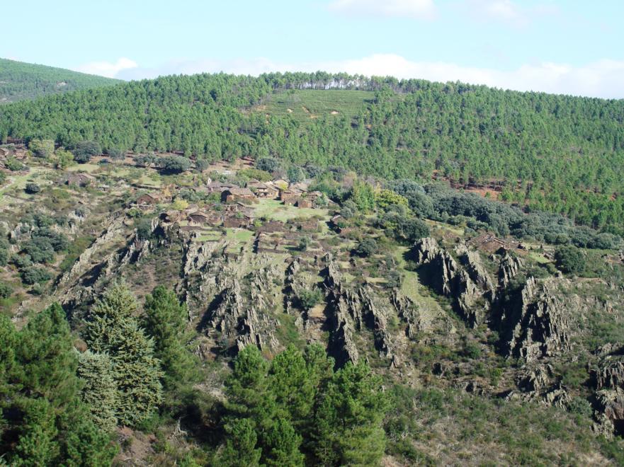 Senderismo: De La vereda a El Vado por luiso - Pirineos3000