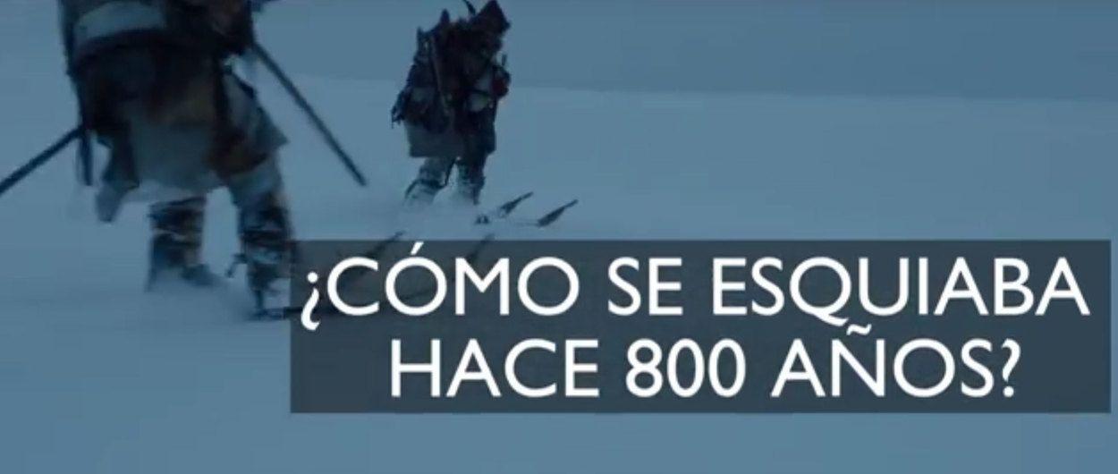 Así esquiaban hace 800 años - Birkebeinerne