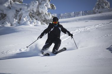 Historia del esquí en Javalambre