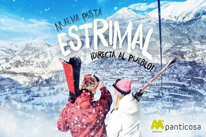 Nueva Pista estrimal