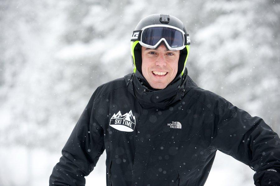 Gerard Rosell Ski Time