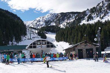 Masella sigue como la única oferta de esqui en la península ibérica