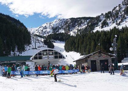 Masella sigue como la única oferta de esqui en la península