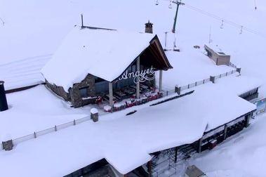Formigal adelanta la temporada de esquí a este sábado 16 de noviembre