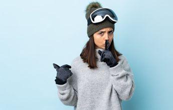 FGC pedirá guardar silencio en el interior de telecabinas de sus estaciones de esquí