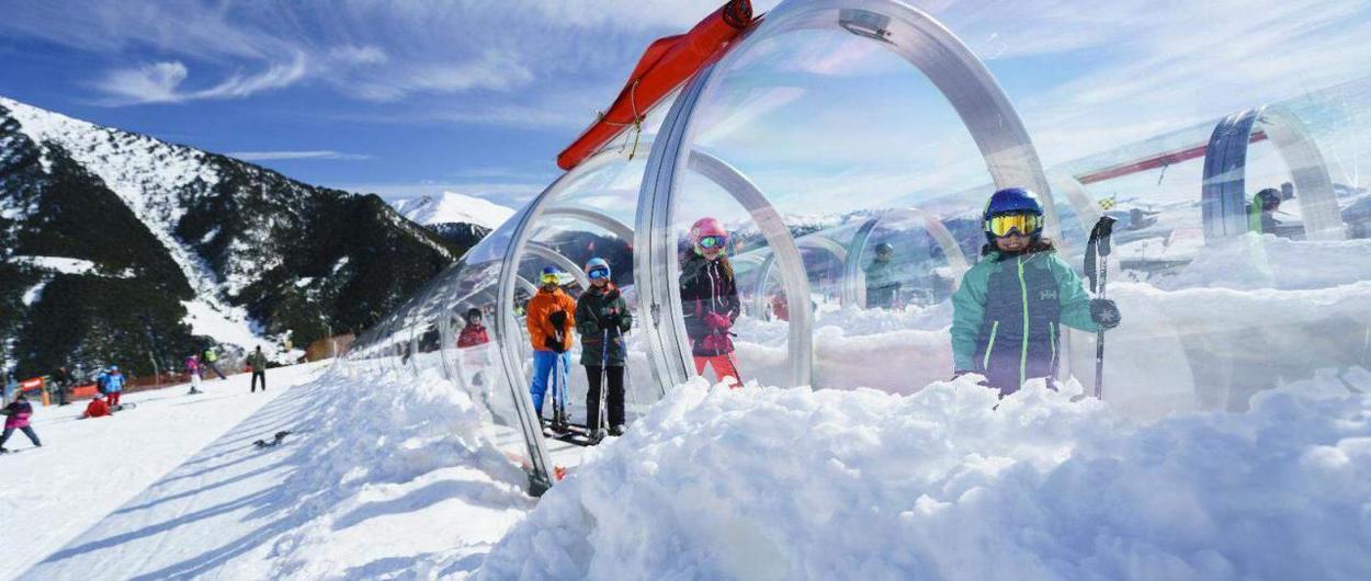 Vallnord – Pal Arinsal toma medidas anti-COVID y ultima su apertura de temporada de esquí