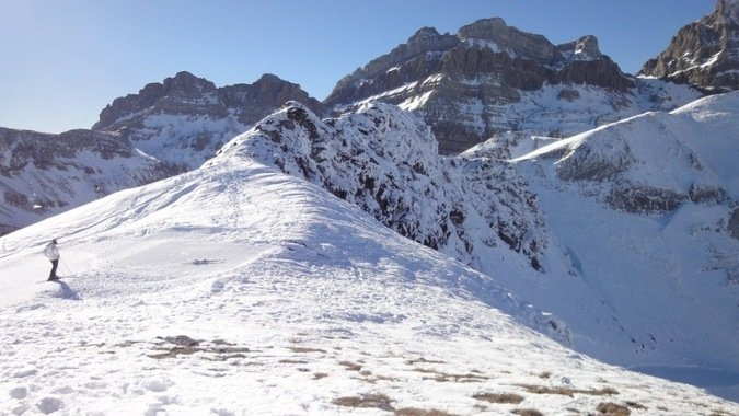 Candanchú, Las Dolomitas Ibéricas
