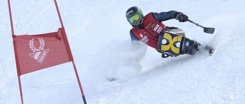 Se inicia en Alemania el circuito europeo de esquí alpino paralímpico