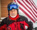 Phil Capy: Probablemente el Ski Patrol de más edad del mundo