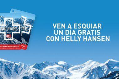 Helly Hansen incorpora a Boí Taull en su programa Ski Free