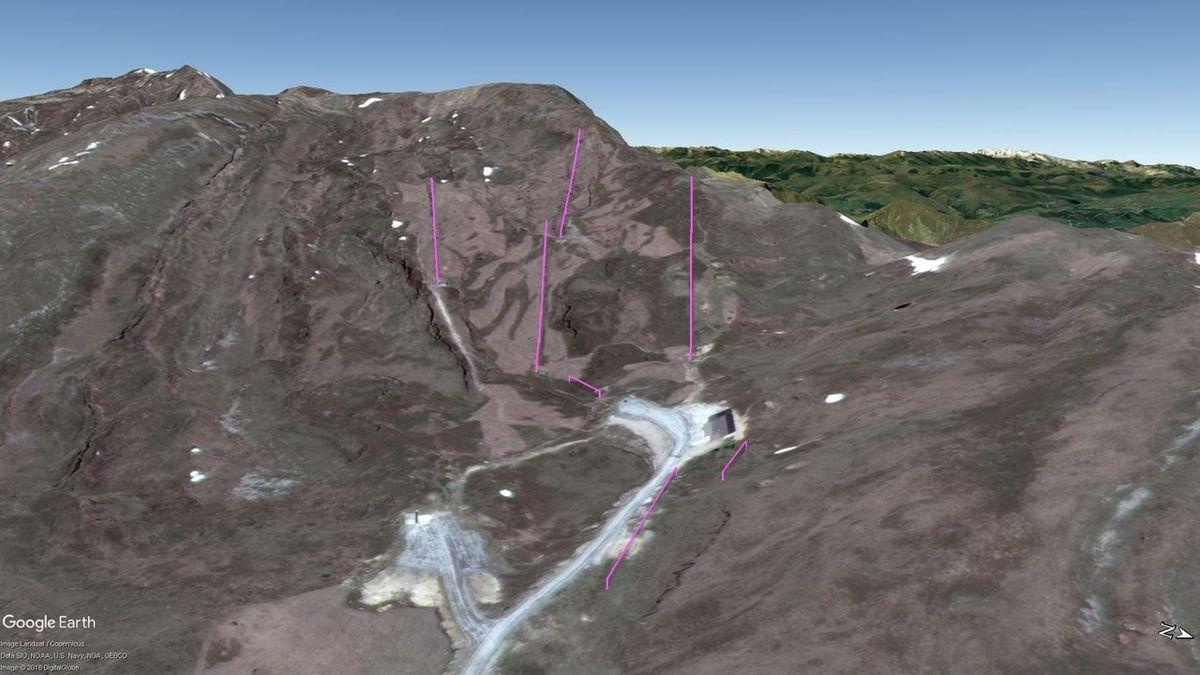 Vistas Google Earth Lunada 2018-19