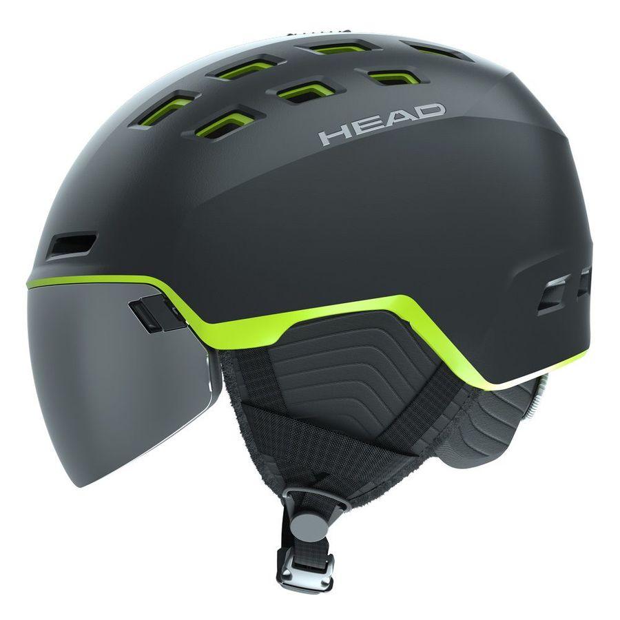 Casco RADAR de HEAD