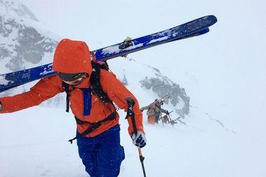 Esquís QST de Salomon, el todoterreno que ofrece un mayor rendimiento