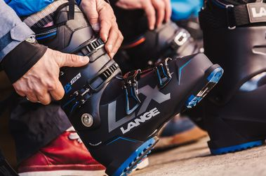 Lange presenta importantes novedades en sus botas All Mountain LX