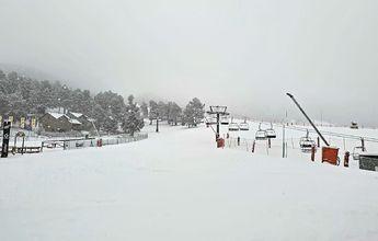 Ferrocarrils abrirá el lunes más de 70 pistas de esquí entre sus seis estaciones