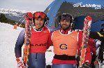Los españoles Jon Santacana y Anna Cohí repiten podio en La Copa del Mundo IPC