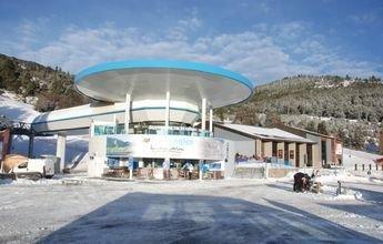 Les Angles se prepara para abrir el 100% de su dominio esquiable.