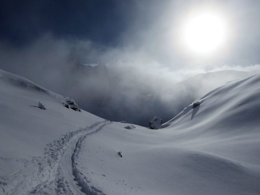nevadas enero