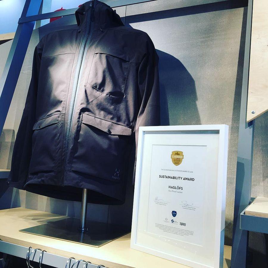 Eco Proof Haglof Jacket