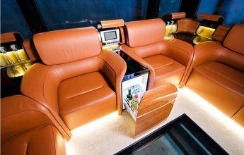 El teleférico 3S Hon Thom cuenta con la cabina VIP más lujosa del mundo