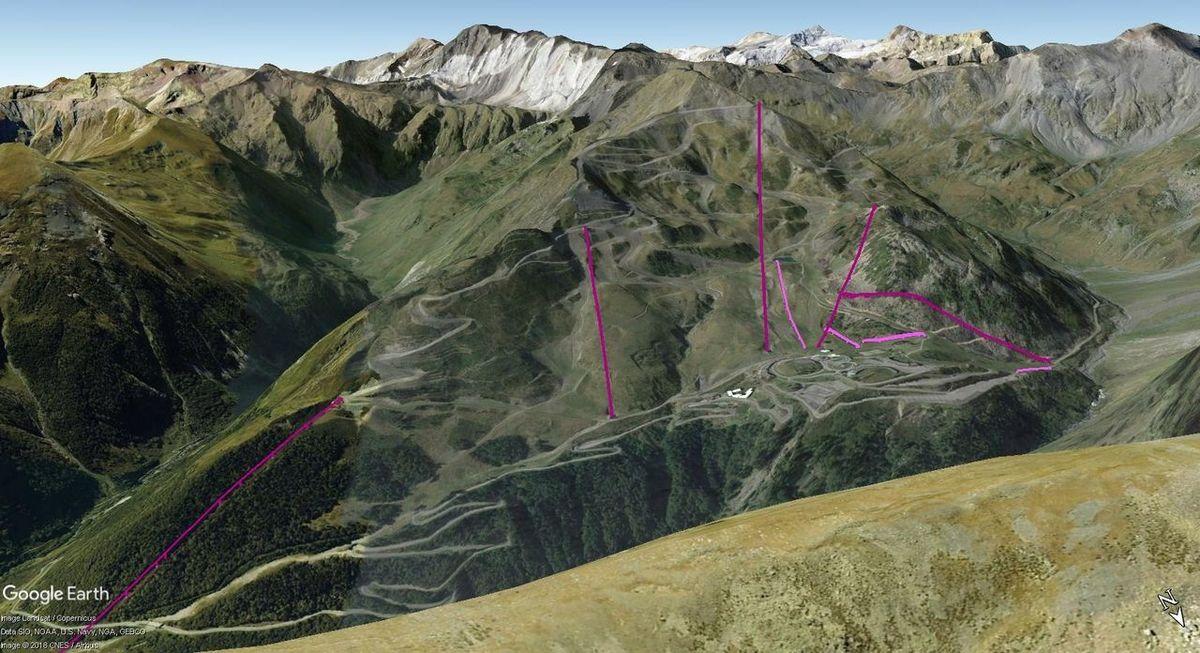 Vistas Google Earth Piau Engaly 2017-18