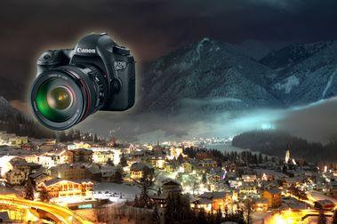 Como tomar buenas fotografías en la nieve (II)