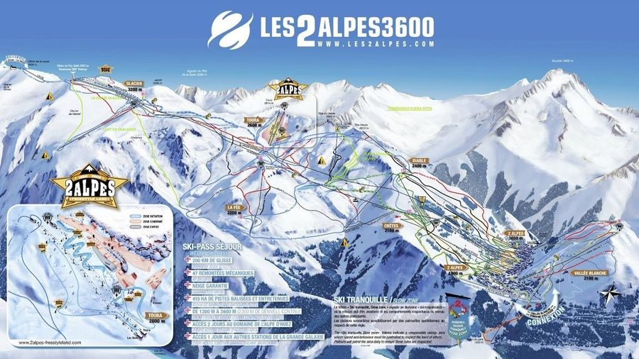 Grande Galaxie Ski Pass 2019