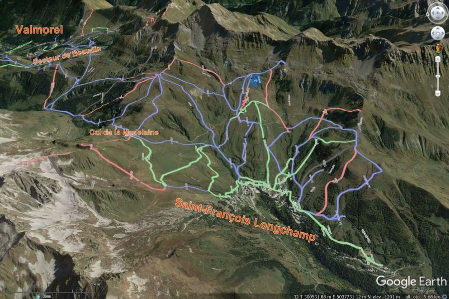 Alpes de otra manera: Valmorel