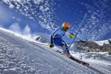 Españoles en las pruebas técnicas del Mundial de esquí alpino Äre 2019