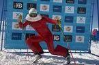 Nuevo récord del mundo sobre esquís de fondo