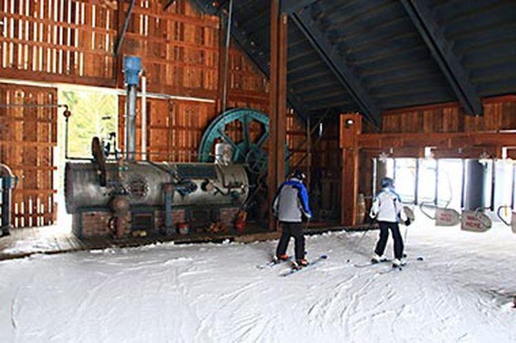 Schweitzer Ski lift