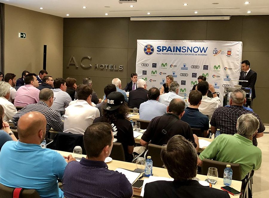 Congreso RFEDI Spain Snow