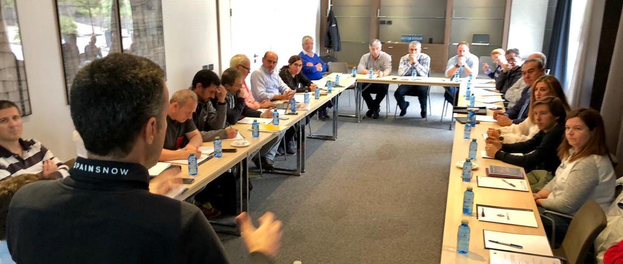 I Congreso RFEDI-Spainsnow en A Coruña