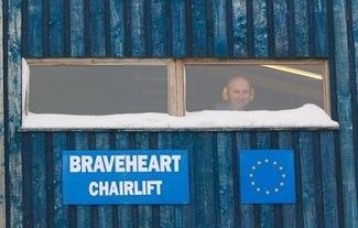Nevis Range consigue abrir el Braveheart