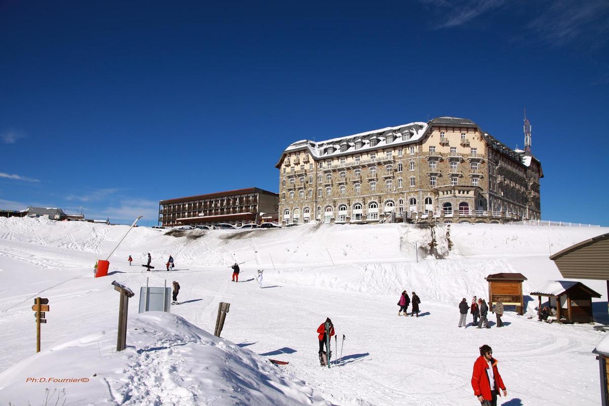 Superbagneres ski