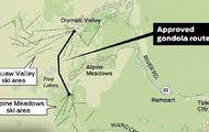 Comienza la creación de la tercera estación de esquí más grande de Norteamérica