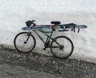 11 de mayo 2013: al Cartujo en esquís
