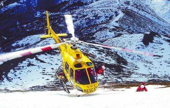 Fallece un esquiador mientras hacía travesia en el norte de Palencia