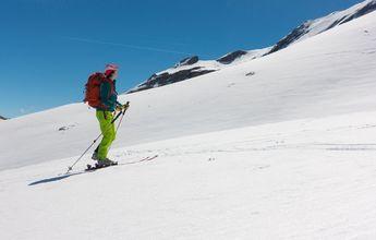 Pico Gallinero el 4 de mayo