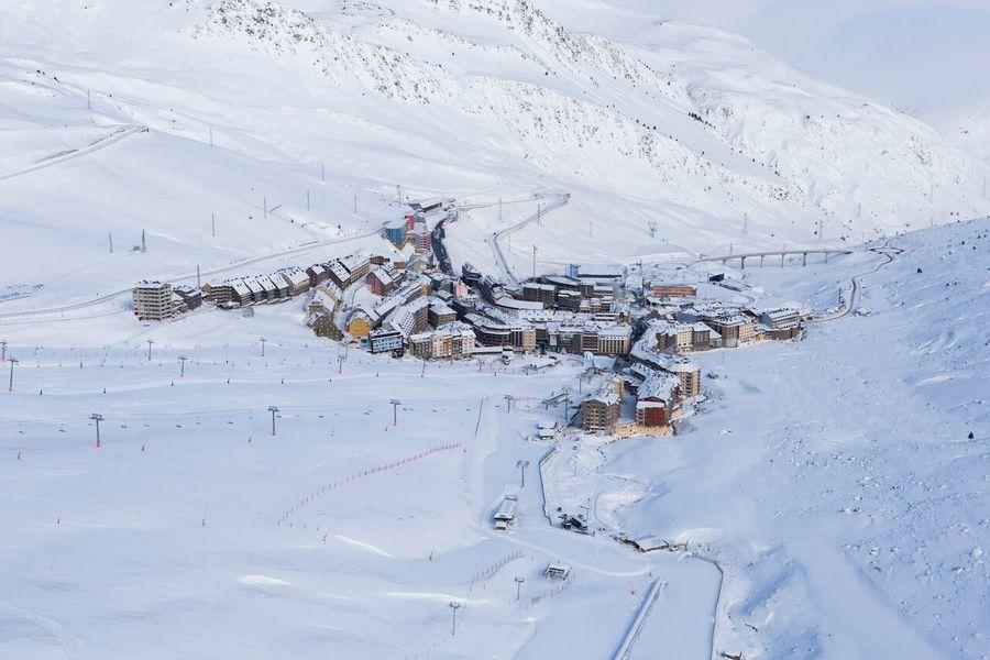 Esqui en Pas de la Casa Grandvalira