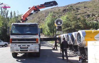Sierra Nevada triplica inversión en nieve artificial con 100 nuevos cañones