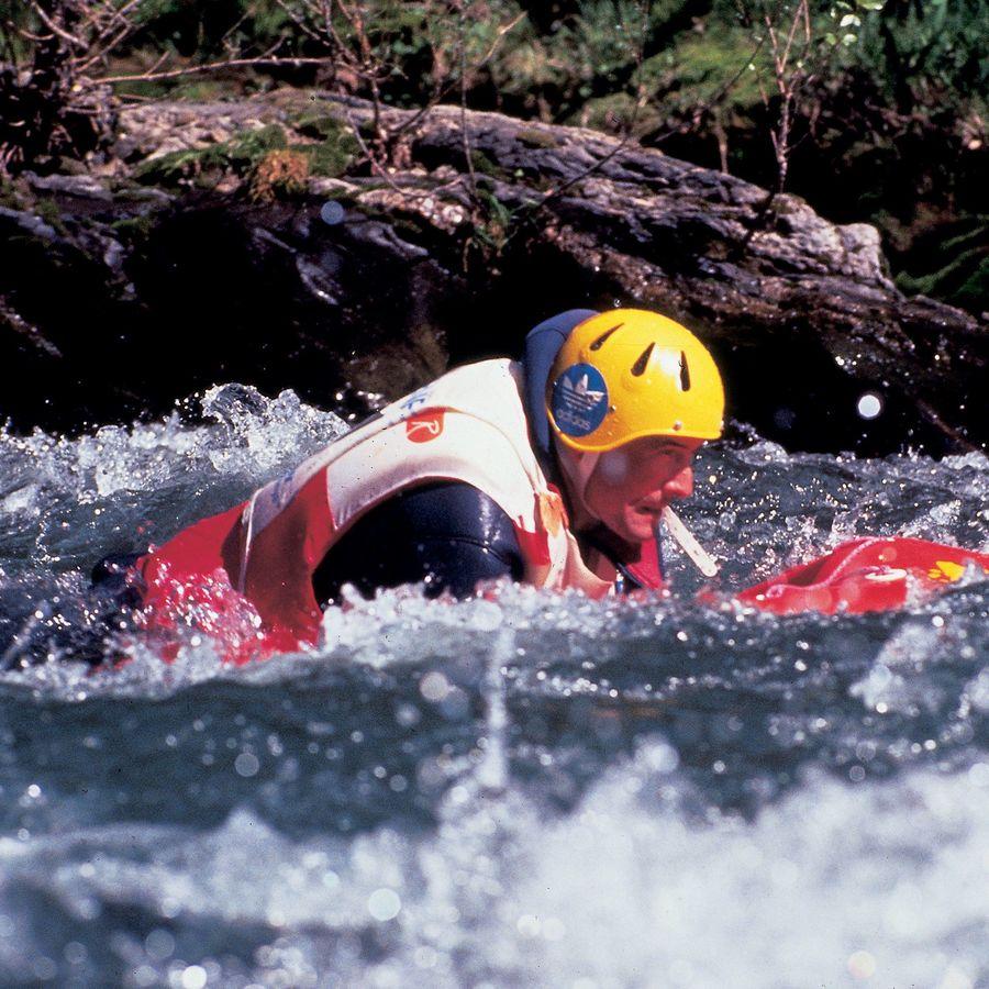 Actividades acuáticas en los Pirineos de Cataluña
