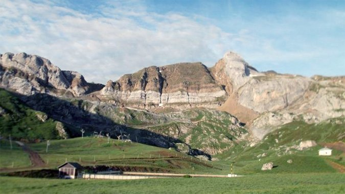 Candanchú, Valle de los Sarrios, Circo de Aspe...