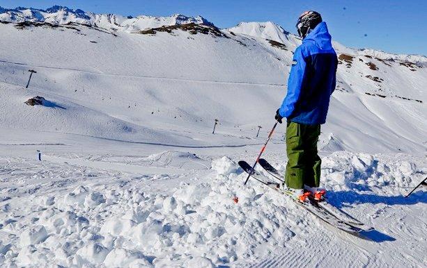 Con excelente nieve comenzó la temporada en La Parva