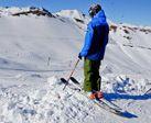 Começou com excelente neve a temporada em La Parva